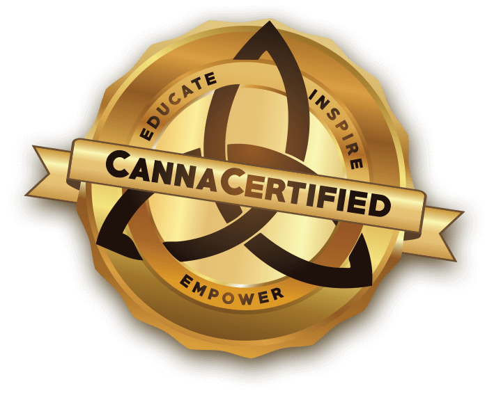 CannaCertified Badge